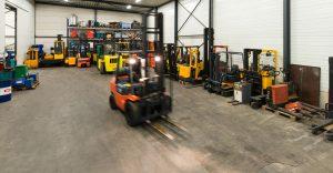 Heftruck Service Gemert Werkplaats