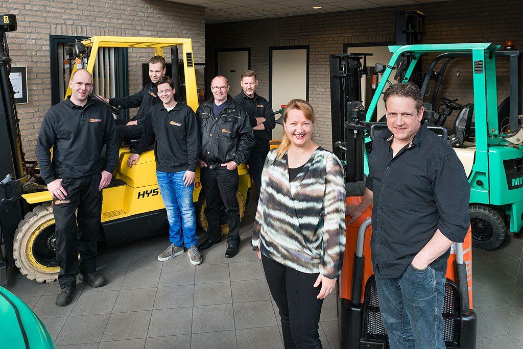 Heftruck Service Gemert team