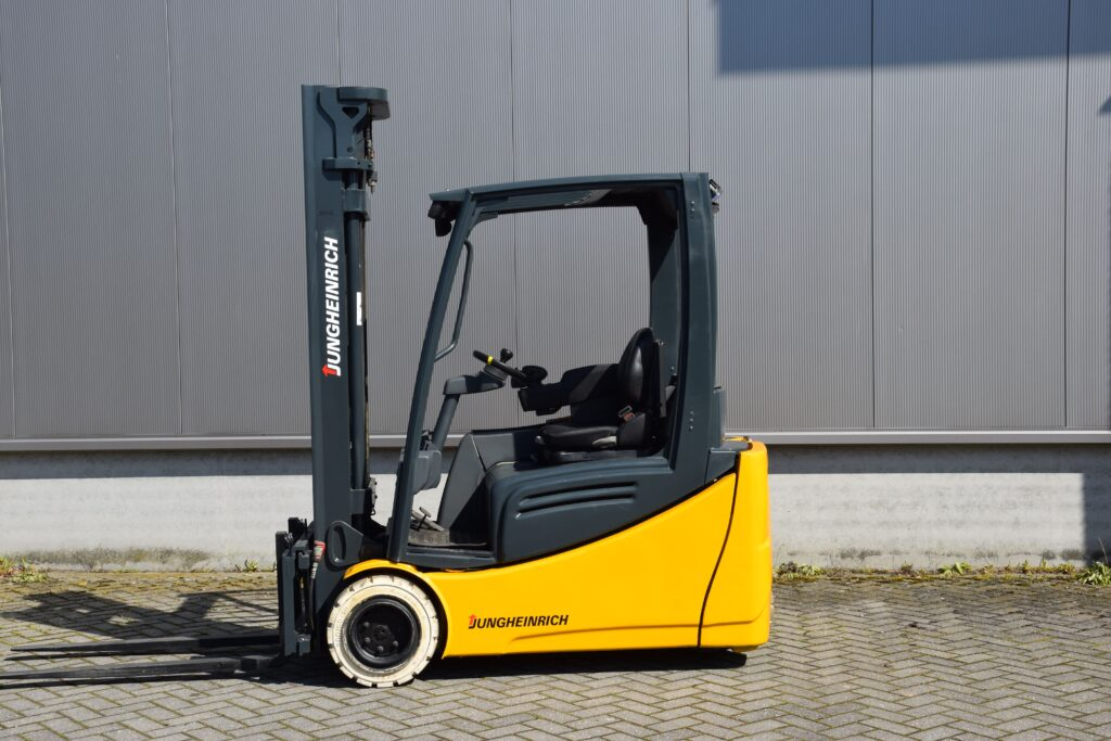 Jungheinrich EFG220 van Heftruck Service Gemert