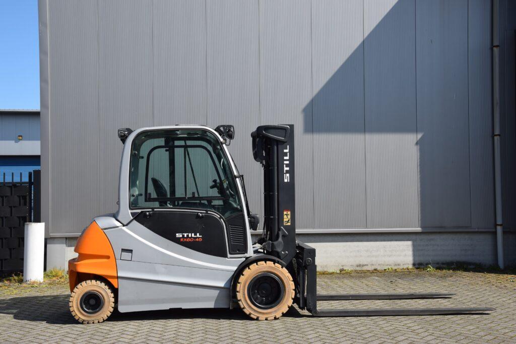 Still RX60-45 van Heftruck Service Gemert